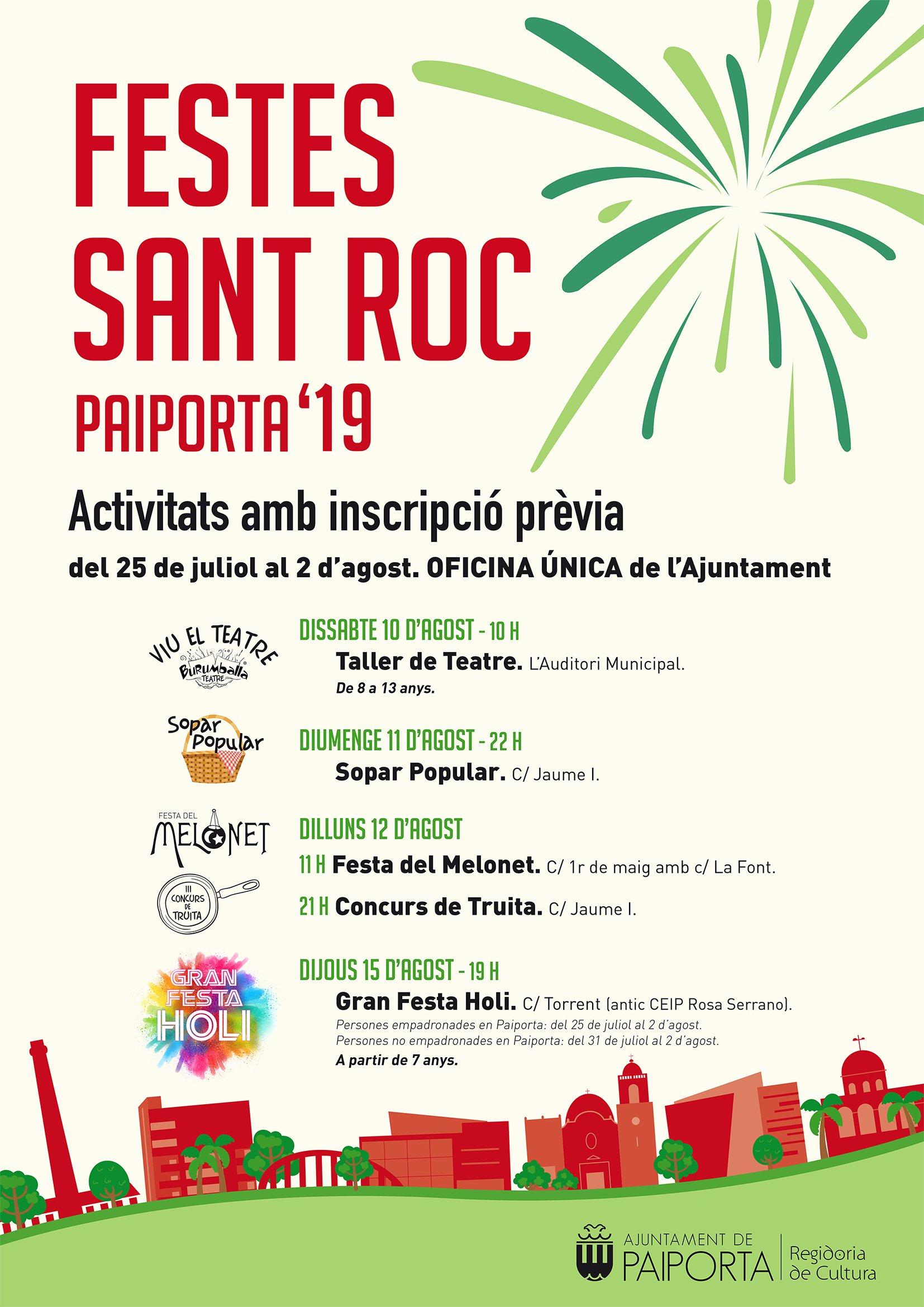 Fiestas Paiporta 2019