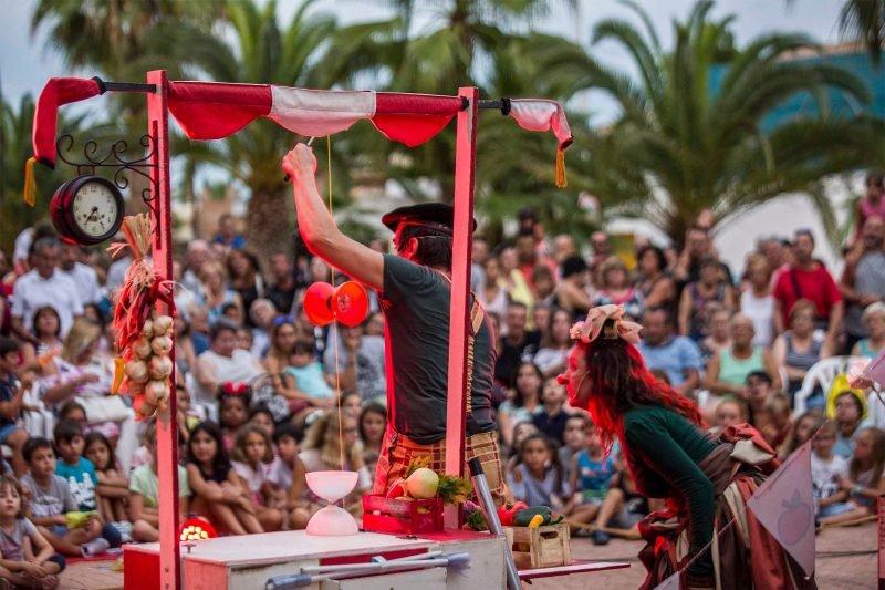 Sonata Circus La Troupe Malabo