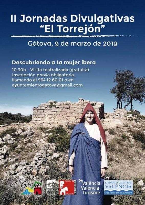 Visita Teatralizada Iberos Gatova