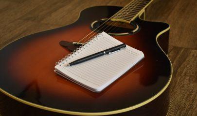 Escritura Canciones
