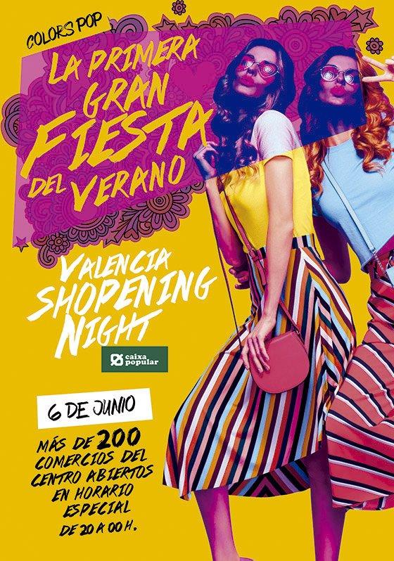 Shopening Night 6 Junio Cartel