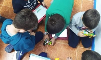 Robotica Para Niños 14