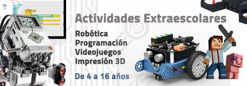 Extraescolares Droide Actividades