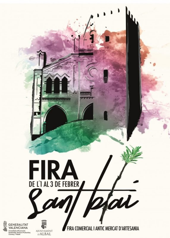 Feria Albal 2019 Cartel