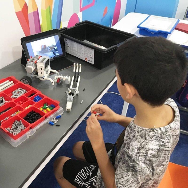 Robotica Para Niños Actividades