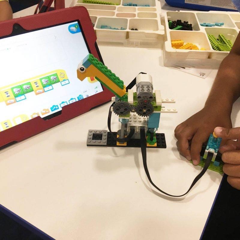 Robotica Para Niños Robot 2