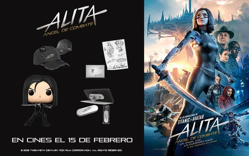 Alita Angel De Combate Regalos