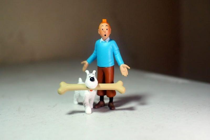 Animacion Lectora Tintin