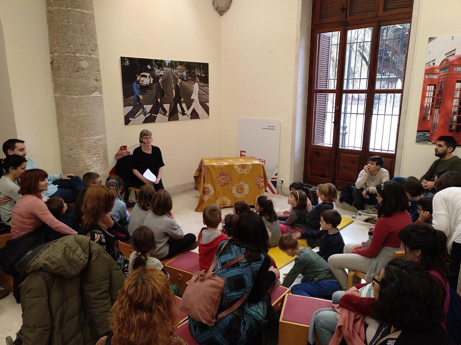 Biblioteca Valencia 11