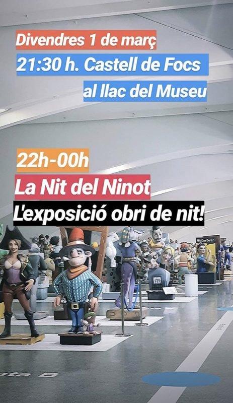 Fallas 2019 Nit Ninot