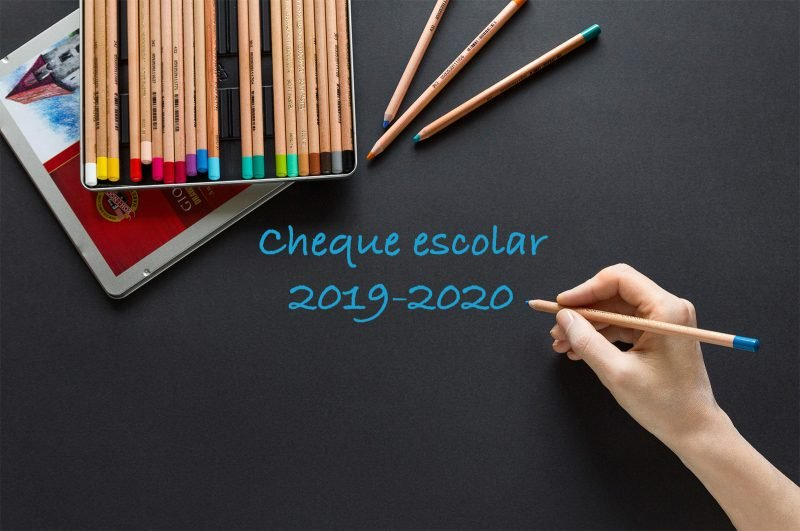 Cheque Escolar 2019 2020