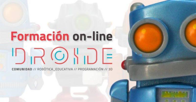 Cursos Online Droide