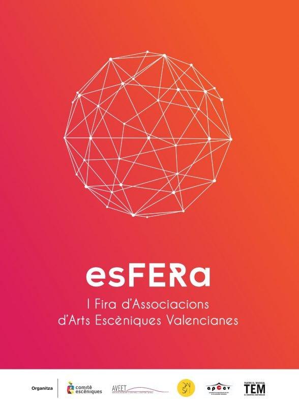 Esfera Feria Artes Escenicas Cartel 2019