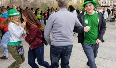 St Patricks Day Valencia