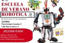 Escuela Verano Robotica Para Niños 2019