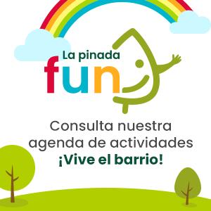 La Pinada Fun Banner 2