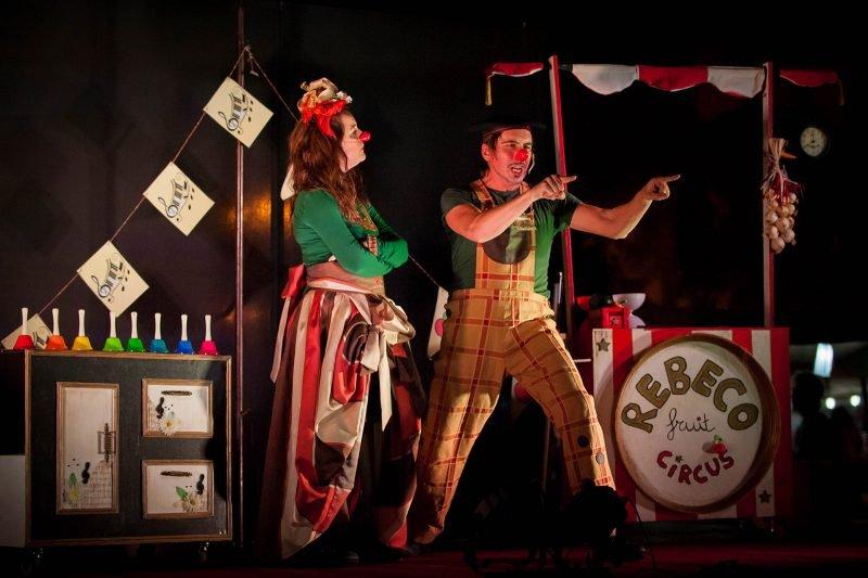 Sonata Circus La Troupe Malabo 2