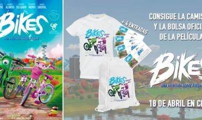 Sorteo Bikes