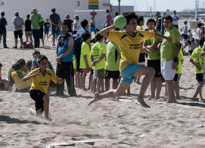 Actividades Deportivas Verano Playa Valencia 2