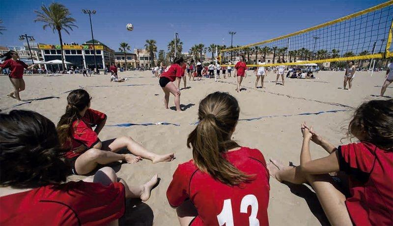 Actividades Deportivas Verano Playa Valencia 3