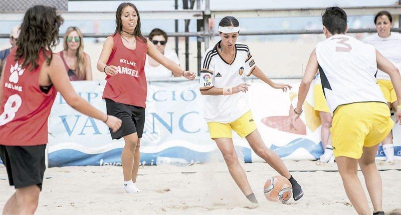 Actividades Deportivas Verano Playa Valencia 4