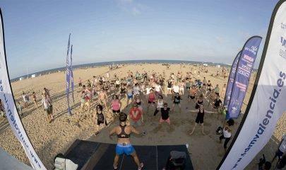 Actividades Deportivas Verano Playa Valencia