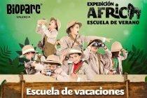 Bioparc Escuela Verano Vacaciones