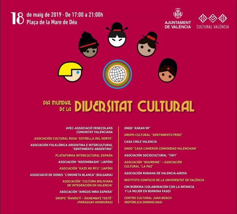 Dia Diversidad Cultural Valencia