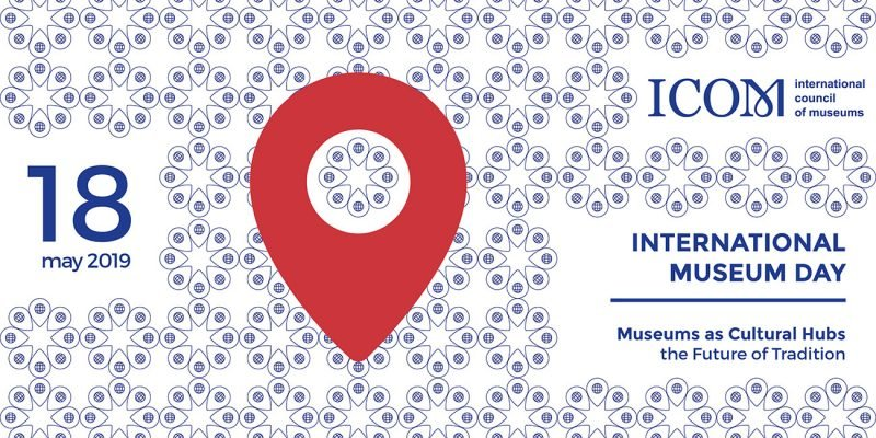 Dia Internacional Museos 2019 Banner