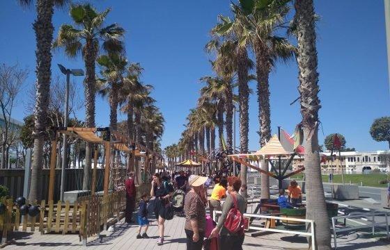 Ecokids Market La Marina Valencia
