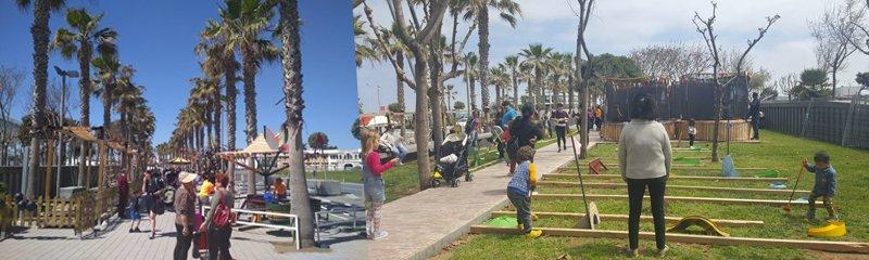 Ecokids Market La Marina Valencia Megabanner