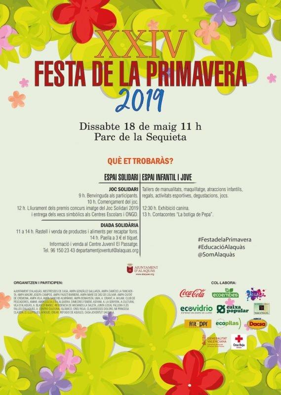 Fiesta Primavera Alaquas 2019