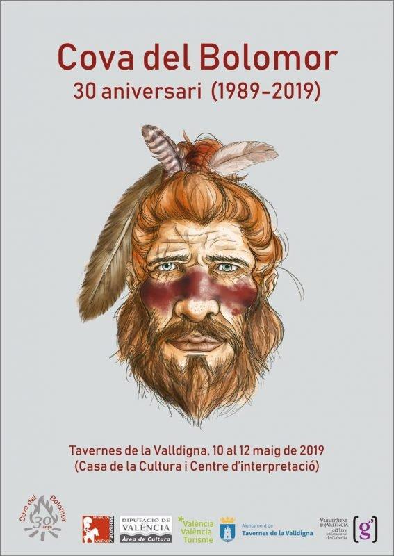 Jornadas 30 Aniversario Cova Bolomor
