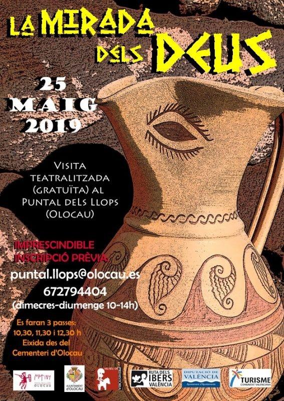 Visita Teatralizada Puntal Llops Olocau