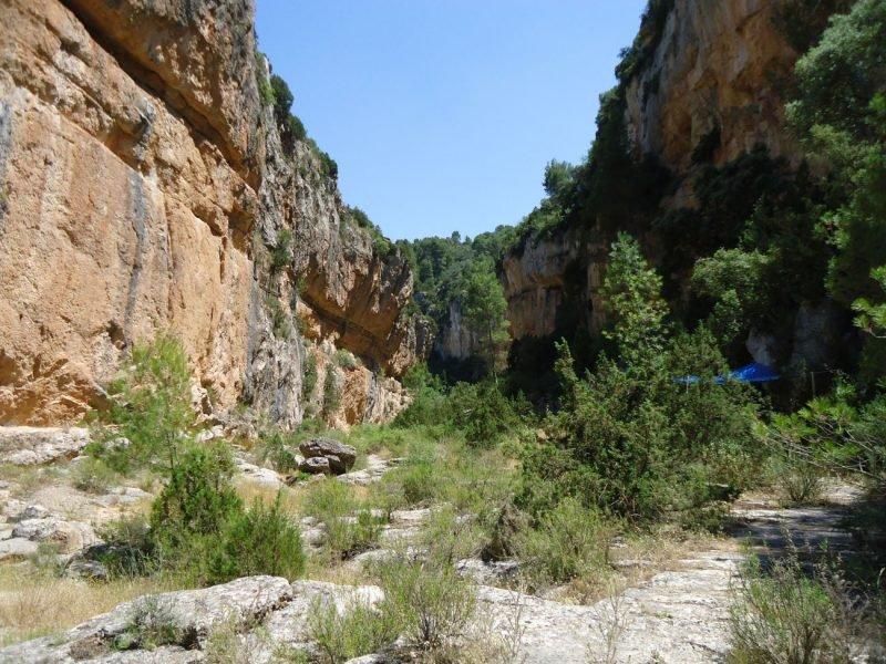 Abrigo Quebrada Chelva