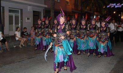 Feria Asociaciones Ribaroja Moros Cristianos