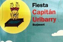 Fiestas Capitan Uribarry Burjassot