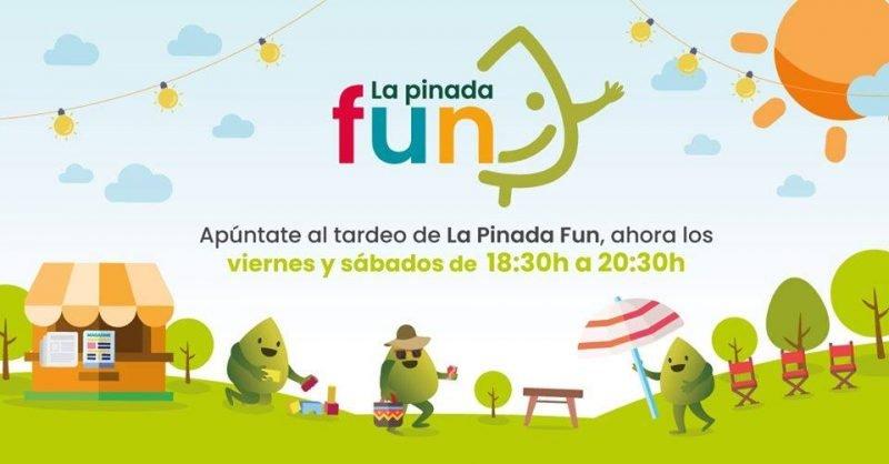 Pinada Fun Tardes