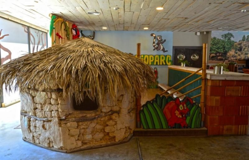 Restaurante Bioparc Zona Kids