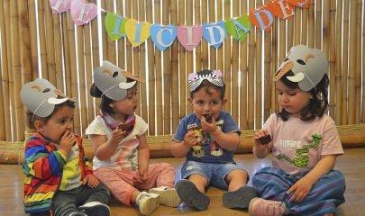 Restaurante Bioparc Zona Kids Cumpleaños
