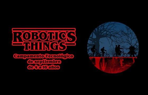 Robotic Things Campamento Septiembre Droide 2