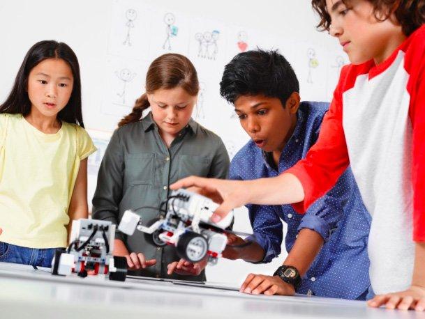 Robotica Para Niños Ev3