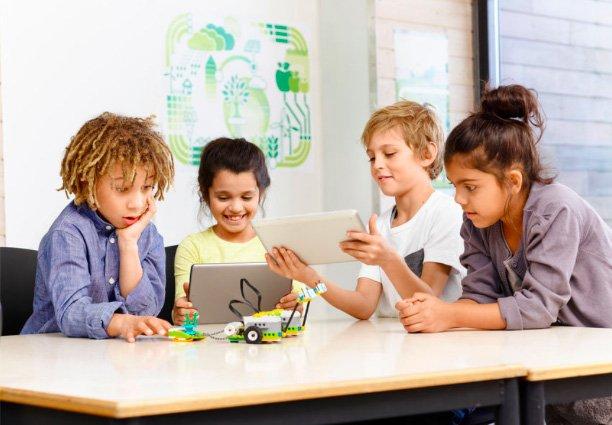 Robotica Para Niños Lego We Do