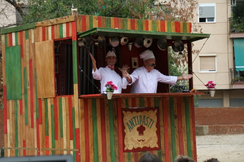 Antipasti Teatro Infantil