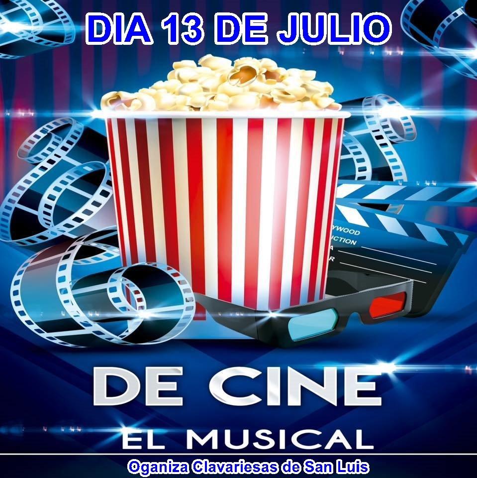 Cine Musical Fonteta Valencia 2019