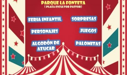 Feria Infantil Fonteta Valencia 2019