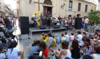 Festival Jazz Valencia Barrios 2