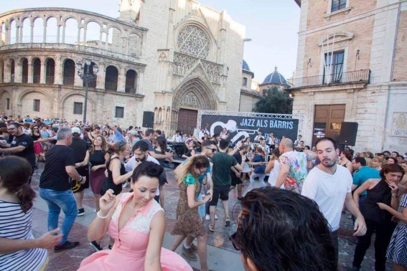 Festival Jazz Valencia Barrios 3