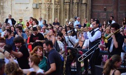 Festival Jazz Valencia Barrios