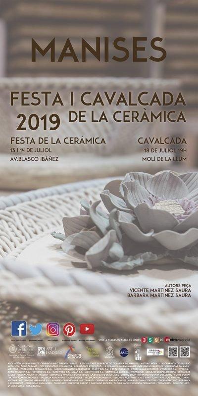 Fiesta Cabalgata Ceramica Manises 2019